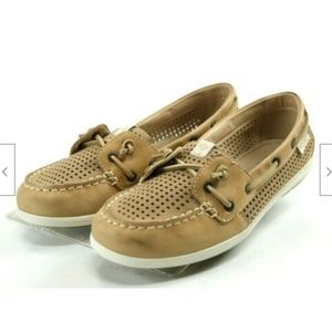 Sperry Top Sider Women  Boat Shoes Sz 7.5